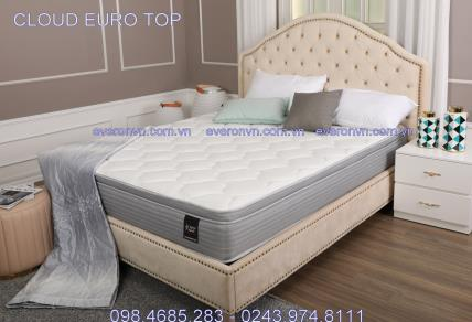 Đệm lò xo King Koil Cloud Euro Top