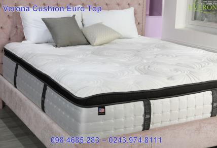 Đệm Lò Xo King Koil Verona Cushion Euro Top